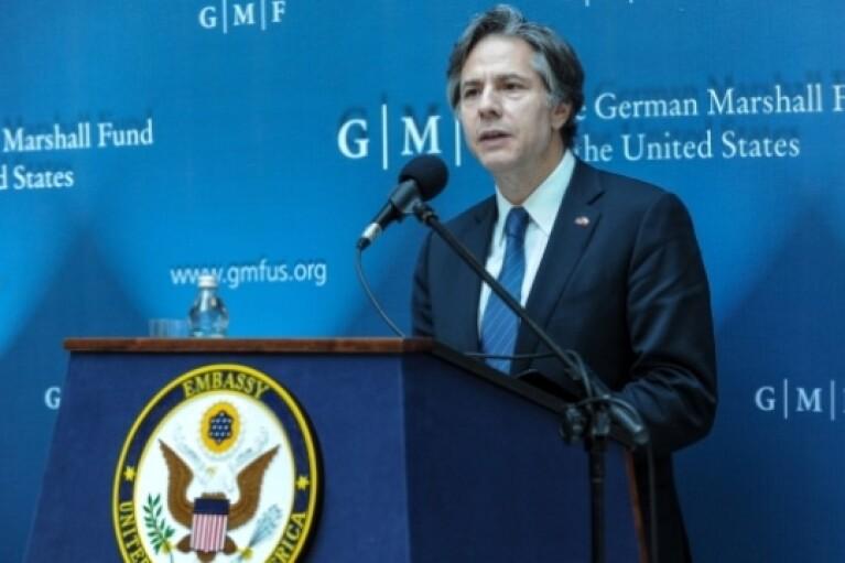 США готовы ответить на агрессию РФ, — Блинкен