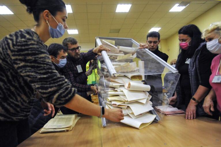 Местные выборы-2020:  результаты (Обновляется)