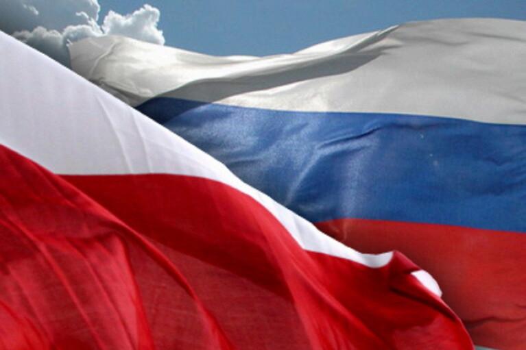 Росія оголосила персонами нон грата п'ять дипломатів Польщі