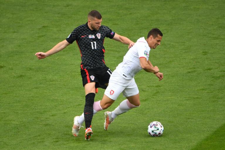 Евро-2020: Чехия не смогла удержать победу против Хорватии