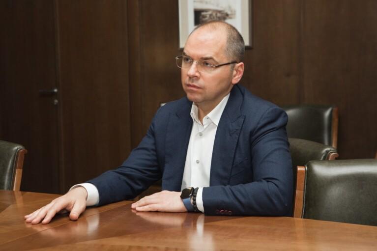 Степанов озвучил амбициозные планы по вакцинации украинцев