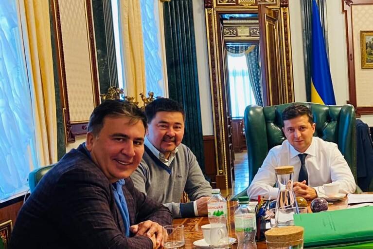 Маргулан Сейсембаєв на Банковій. Що нарадить Зеленському мільйонер з Казахстану