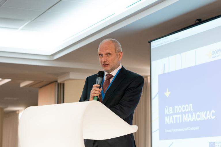 От Украины инвесторов отпугивает не коррупция, — посол ЕС