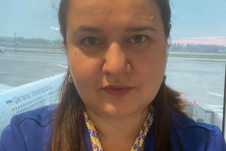 Маркарова вылетела в США