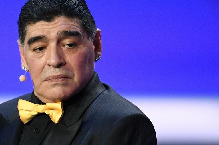 """""""Рука Бога"""" и человек-скандал: кем останется в нашей памяти Диего Марадона"""
