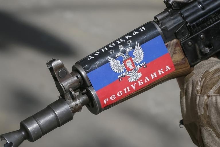 Оккупанты Донбасса оборудуют огневые позиции на детских площадках