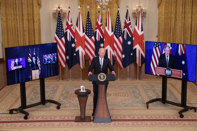 Против кого дружить будем? США создают новый антикитайский альянс