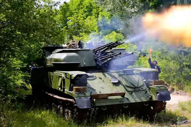Система ПВО Украины. Почему Украине нечем сбивать беспилотники?