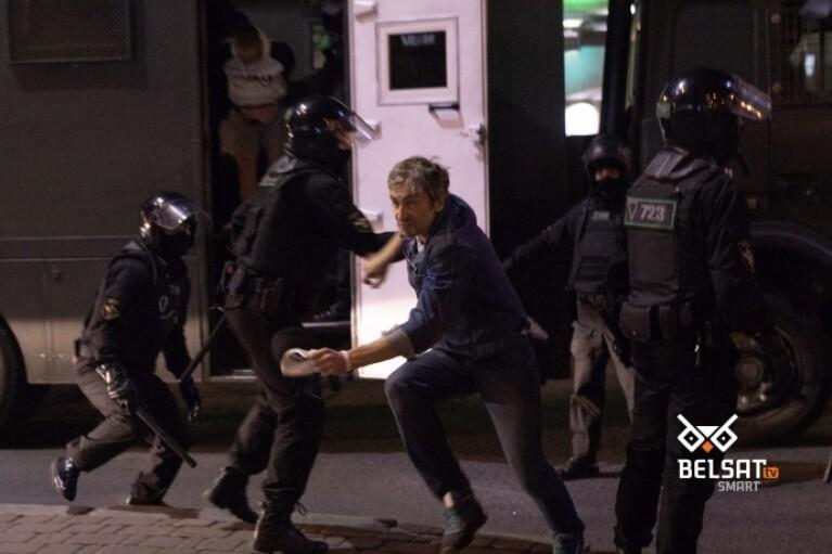 Протесты в Беларуси: силовики задержали почти 260 человек