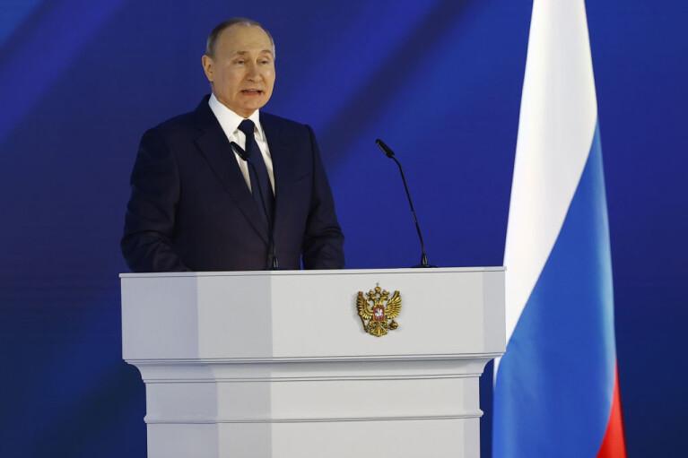 Послання Путіна. Російські соціологи перемогли російських військових