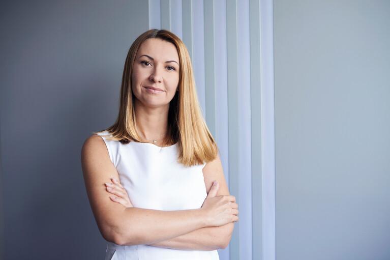 Наталия Ставрати: Появление 3D-лисы стало самым удачным решением в ребрендинге Фокстрот