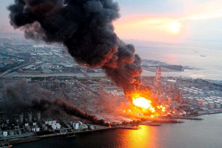 Япония запланировала слив воды с Фукусимы, которую очистили от радиации, в океан