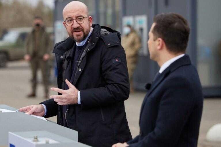 """Глава Евросовета анонсировал """"жесткие решения"""" против Росии по приезду из Украины"""