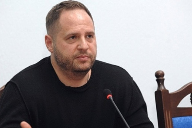 """Ермак обещал иностранным послам, что главу """"Нафтогаза"""" выберут на конкурсе"""
