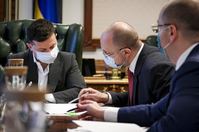 В Кабміні націлилися на вакцинацію 70% дорослих українців до кінця року на виконання рішення СНБО