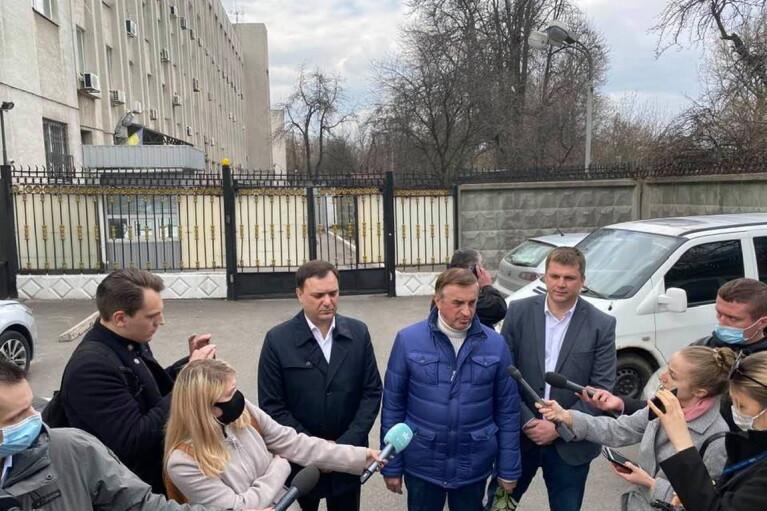 """""""Політолога Медведчука"""" Дудкіна випустили з СІЗО"""