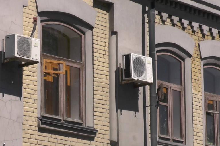 """Раде предлагают отклонить законопроект """"слуги"""" о штрафах за кондиционеры"""