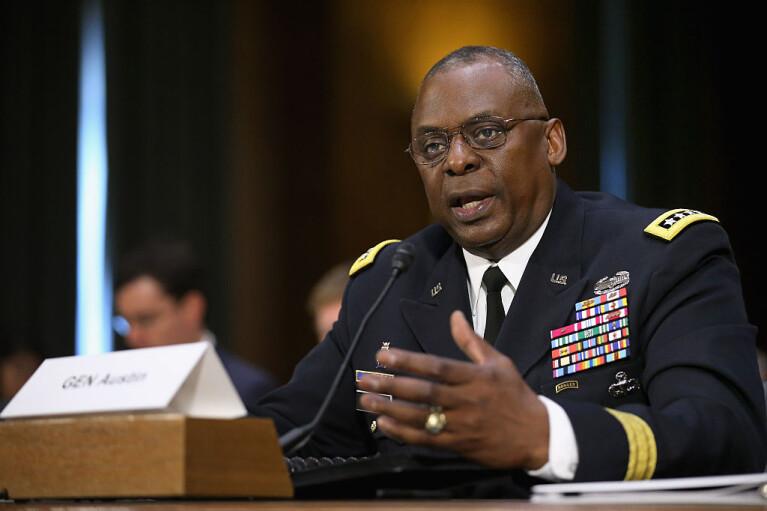 Кандидат на пост главы Пентагона назвал Украину приоритетом для США