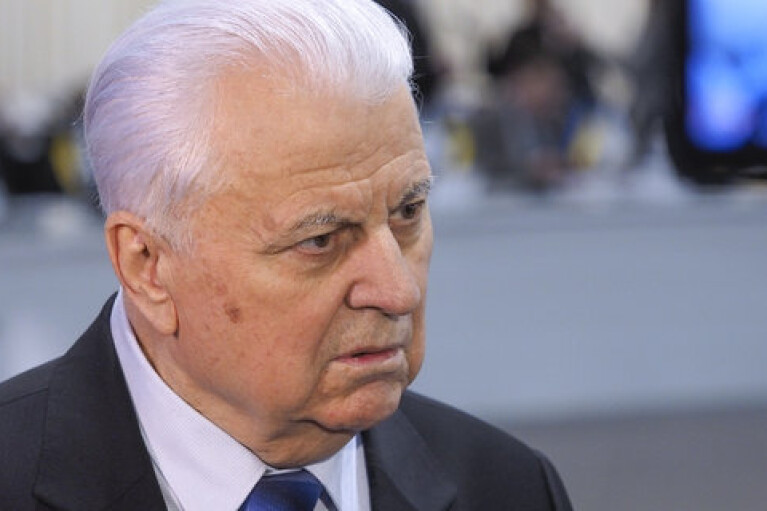 Пока мировое сообщество не заставит РФ уйти из Донбасса и Крыма, война не закончится, — Кравчук