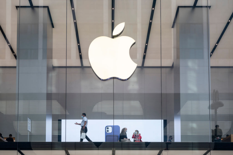 iPhone 13 не допоміг. Чому падають акції Apple