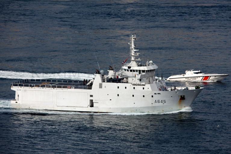 Французький корабель-розвідник увійшов у Чорне море