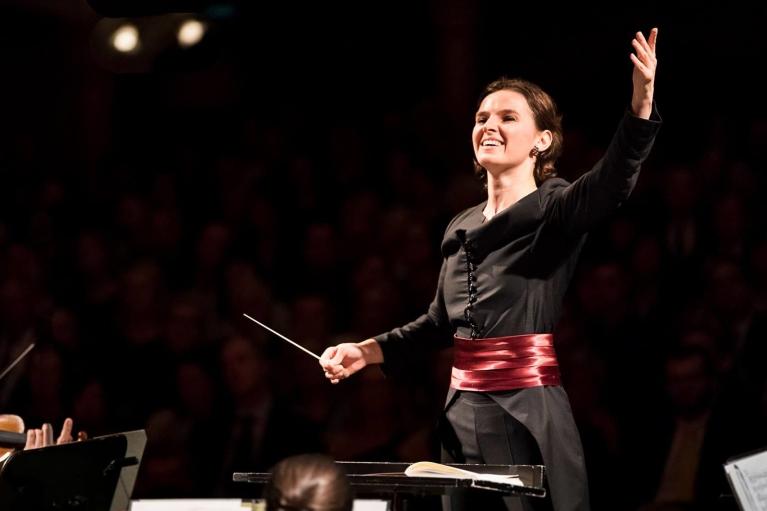 Украинка Оксана Лынив станет первой женщиной, дирижировавшей на престижном фестивале в Германии