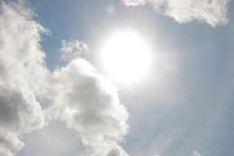 Сонячно і до +19: прогноз погоди на 9 травня (КАРТА)