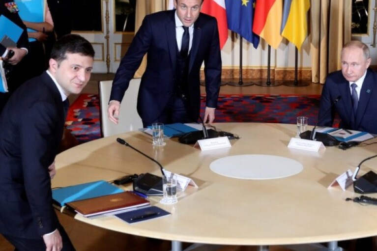 Не Крим: у Путіна озвучили можливі теми переговорів із Зеленським