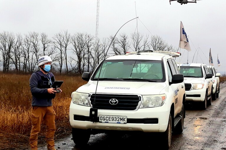 В ОБСЄ сказали, як часто Україна і бойовики блокують патрулі СММ