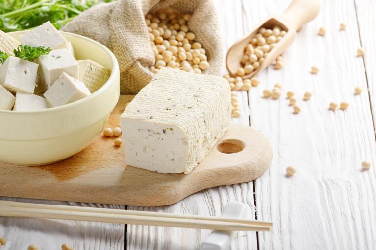 Пісний сир. Що таке тофу, хто його цінує і до чого тут морська вода