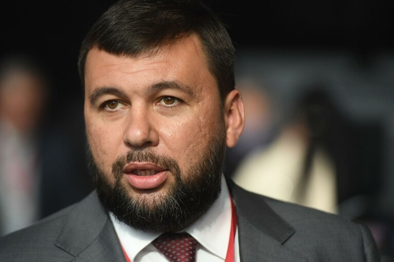 """""""Іншого шляху в нас немає"""": Пушилін звернувся до жителів України"""