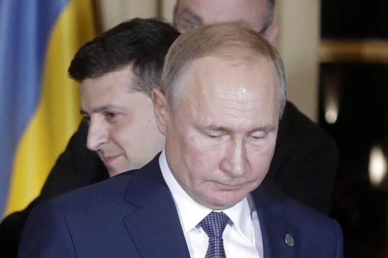 Триумф воли над здравым смыслом. Как Путин отметит два года президентства Зеленского