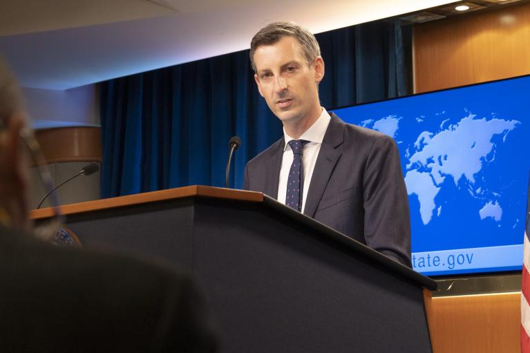 У Блинкена пообещали, что США будут способствовать деоккупации Крыма с помощью дипломатии