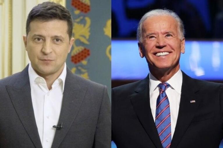 Ермак назвал сроки встречи Зеленского и Байдена