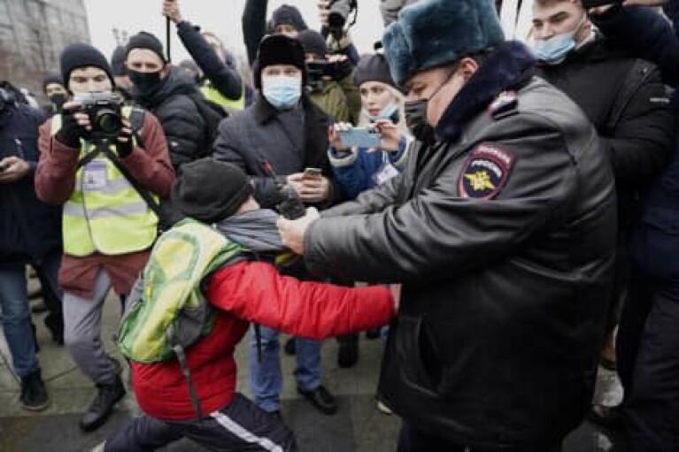 Протесты в России. Почему у Навального ничего не получается?