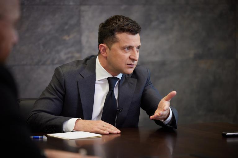Два плана Банковой. Зачем Зеленский делает из Байдена своего должника