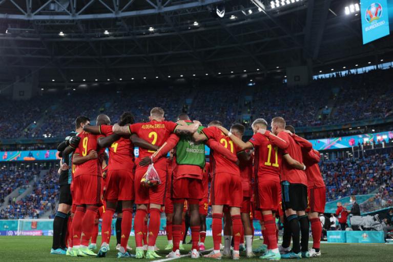 Євро-2020: Росія у Санкт-Петербурзі ганебно поступилася Бельгії