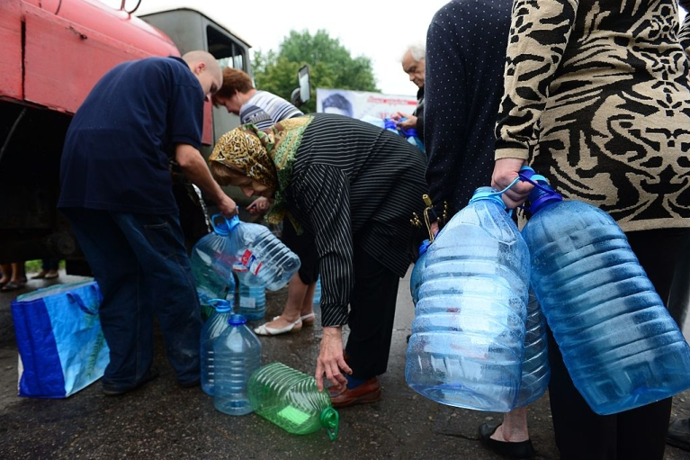 Жара без воды. Как оккупанты готовятся к подавлению в ОРДЛО водных бунтов
