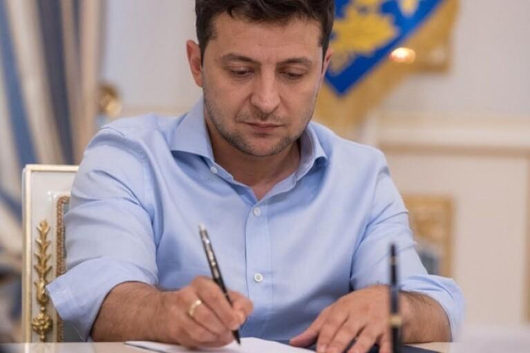 Зеленский подписал закон о создании Нацсовета по вопросам молодежи