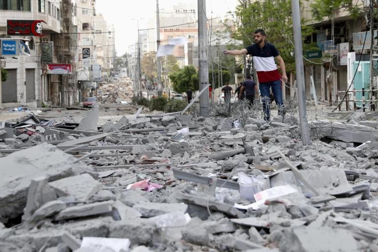 Палестина и Израиль сообщили о количестве жертв в результате обстрелов