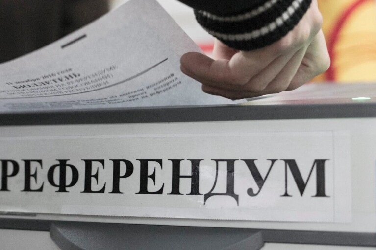 В Кыргызстане завершился конституционный референдума