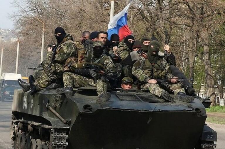 Россия готовит своих боевиков к наступлению на Донбассе, - правозащитники