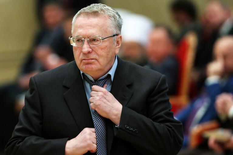 """""""Забився в кут"""": Жириновський згадав, як хотів задушити у ліфті Сороса (ВІДЕО)"""