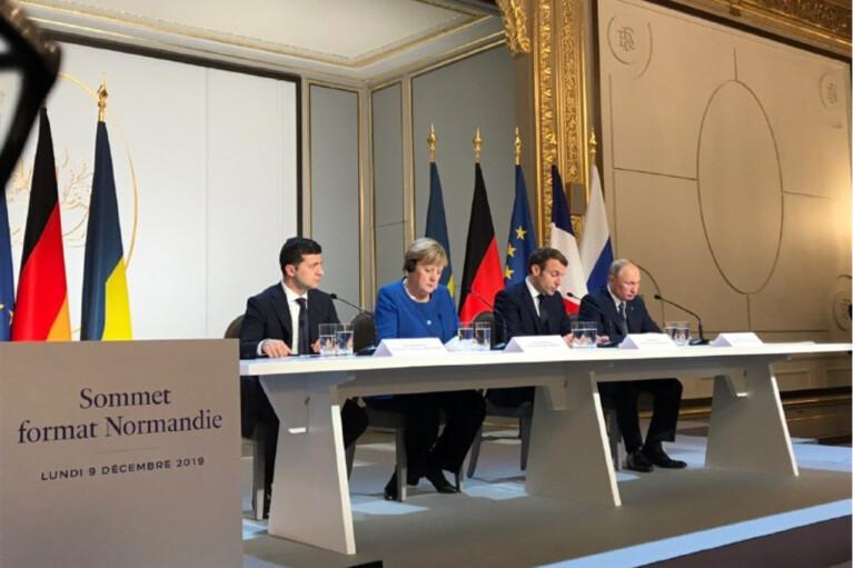 Нормандский видеоформат. Для чего нужны пустопорожние переговоры по Донбассу