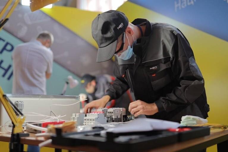 В Україні стартував фінал конкурсу робітничих професій WorldSkills Ukraine