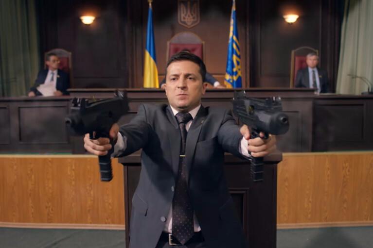"""Дах знесло? Як Зеленський буде судити в Гаазі за Україну """"Сватів"""""""