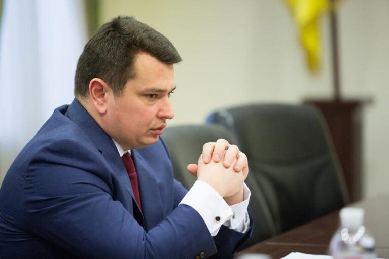 Голова КСУ Тупицький і директор НАБУ Ситник приховували операції з нерухомістю в окупованому Криму