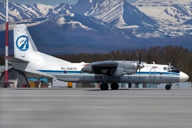 В России исчез с радаров самолет с шестью людьми на борту