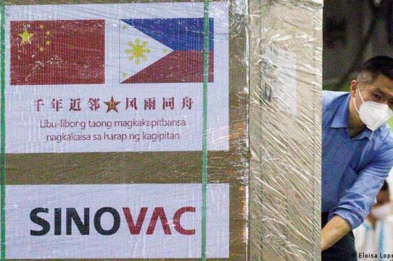 В Китае признали низкую эффективность вакцины, которую закупила Украина