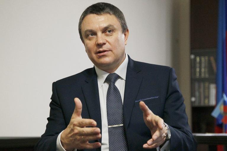 """Главарь """"ЛНР"""" заявил о готовности вести переговоры с ОПЗЖ"""